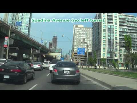 Lake Shore Boulevard East - Toronto