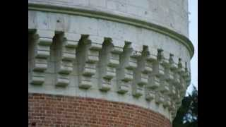 Rambures (Somme) Le château