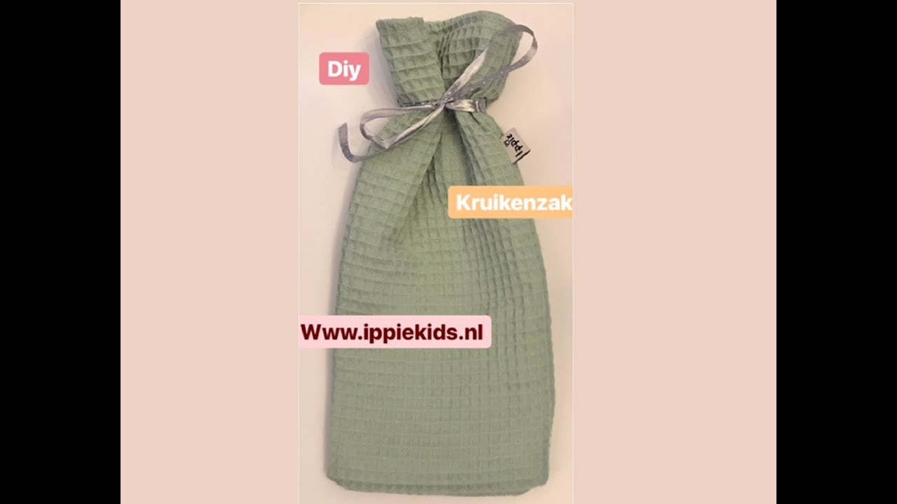 Diy Kruikenzak Naaien Sewing Jar Bag Youtube