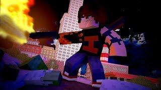 Minecraft: NOVA SÉRIE SOBREVIVA !!! - The Crafting Dead ‹ Ine ›