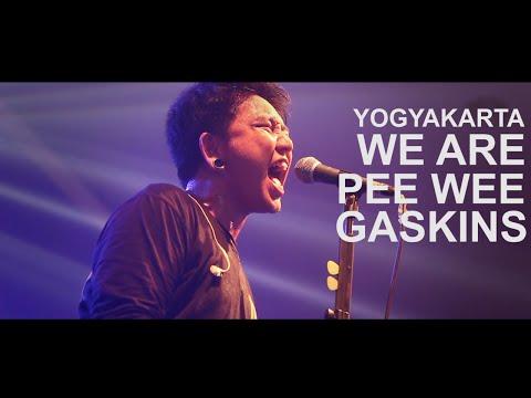 PEE WEE GASKINS - BERDIRI TERINJAK (SHOWCASE YOGYAKARTA)