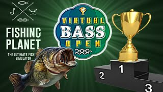 Fishing Planet . Qualification #2 .Compète Virtual  open Bass