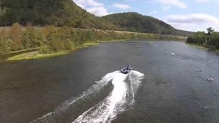 Shallow Water Fun : Rock Proof Boats - River Rocket