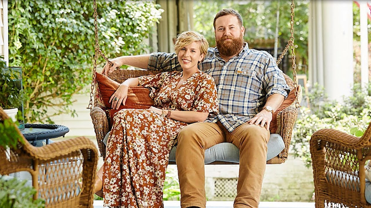 Erin And Ben Napier On The Joys Of Small Town Living Youtube