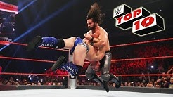 Top 10 Raw Momente: WWE Top 10, 5. Sept. 2016
