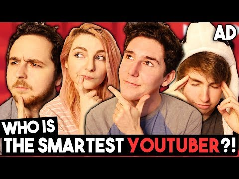 Who's The Smartest YouTuber in the World?!