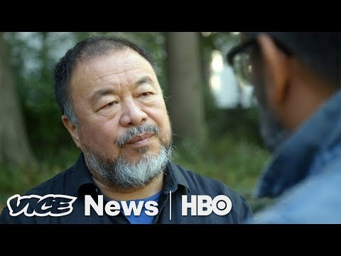 Chinese Artist Ai Weiwei Just Opened His Largest Exhibition Ever (HBO)