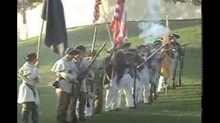 American Revolutionary War Re-Enactment July 4th 2014