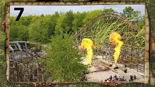 Aflevering 7 - Making Of: UNTAMED - Walibi Holland