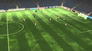Barcelona vs Roda Stjarnan - Abidal Goal 15 minutes
