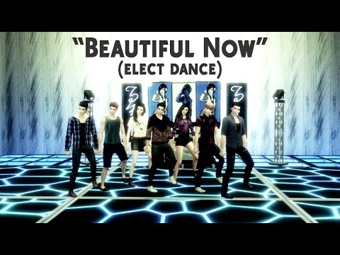 The Sims 4: Zedd - Beautiful Now (Elect Dance)