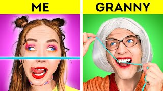 FUNNY THINGS YOUR GRANDMA DOES - Relatable family musical by La La Life