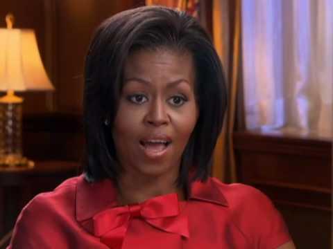 @katiecouric: Michelle Obama