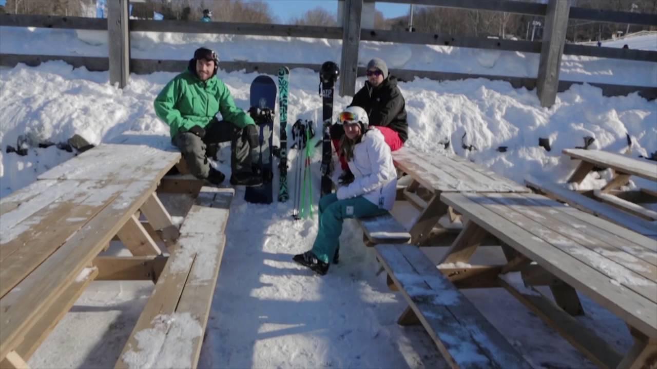 abonnement ski bromont