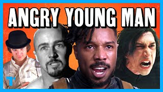 The Angry Young Man Trope, Explained