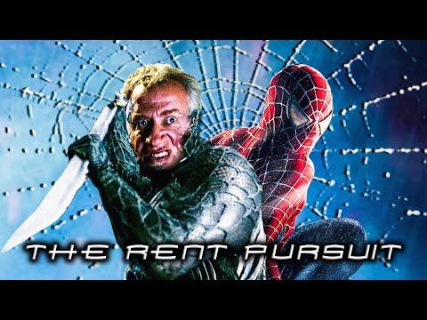 [YTP] Spiderman- *THE RENT PURSUIT*