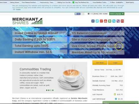 Merchant Shares Overview | Merchant Shares Tutorial