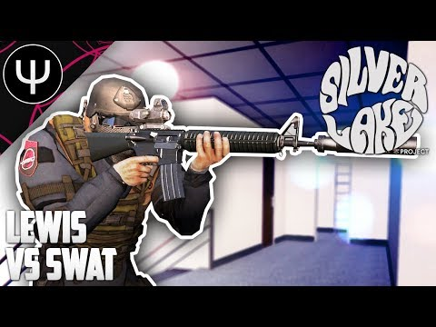 ARMA 3: Project Silverlake Life Mod — Lewis vs SWAT!