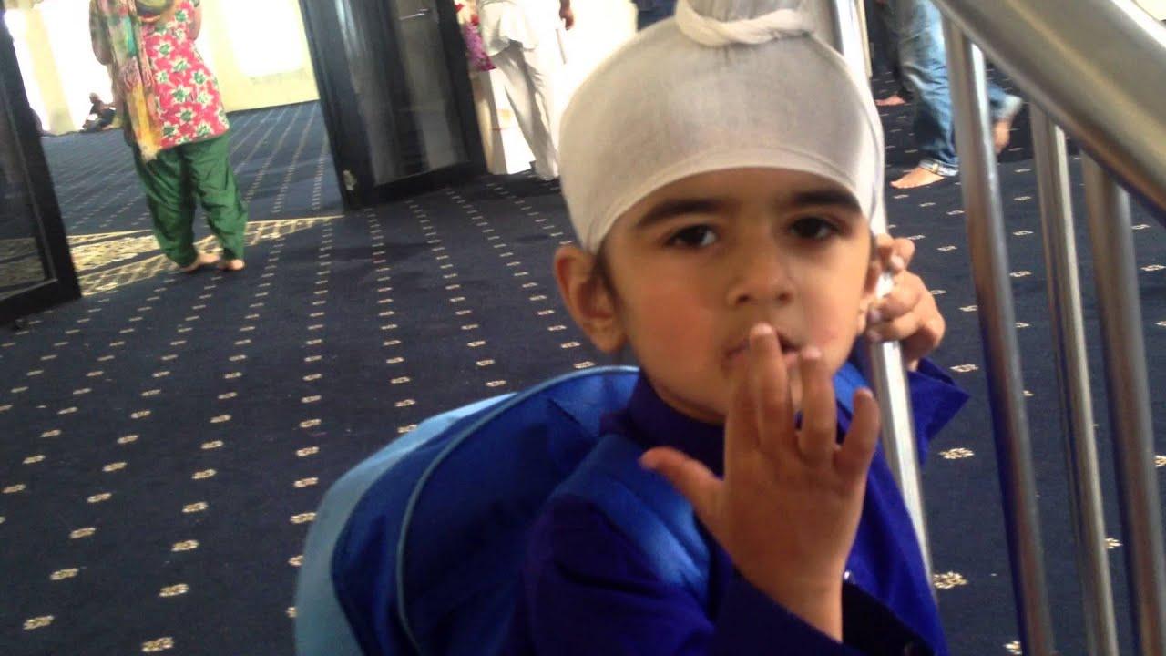sikh baby - youtube