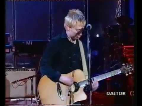 Radiohead- High And Dry Live ( Maggio Roma 1995 Italia)