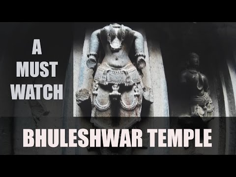 Bhuleshwar Temple || Destinations Unexplored - Chapter 1