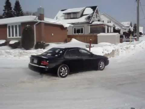 MUST SEE !!! wilson drives it like its stolen in Timmins ON