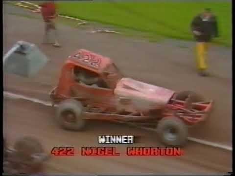 BriSCA Formula 1 Sheffield June 17th 1985