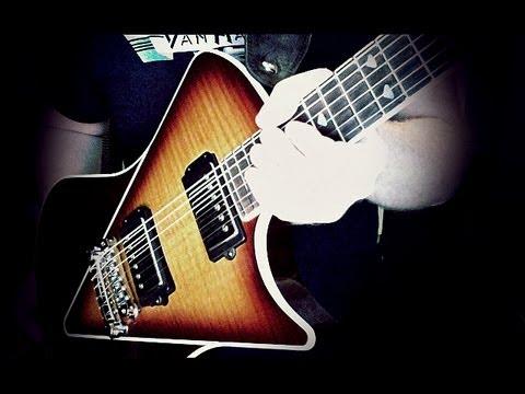Armada Ernie Ball Music Man Guitar Demonstration - Dean Wells EBMM Artist
