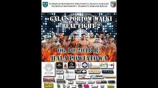 Real Fight - Gala Sportów Walki - Pabianice