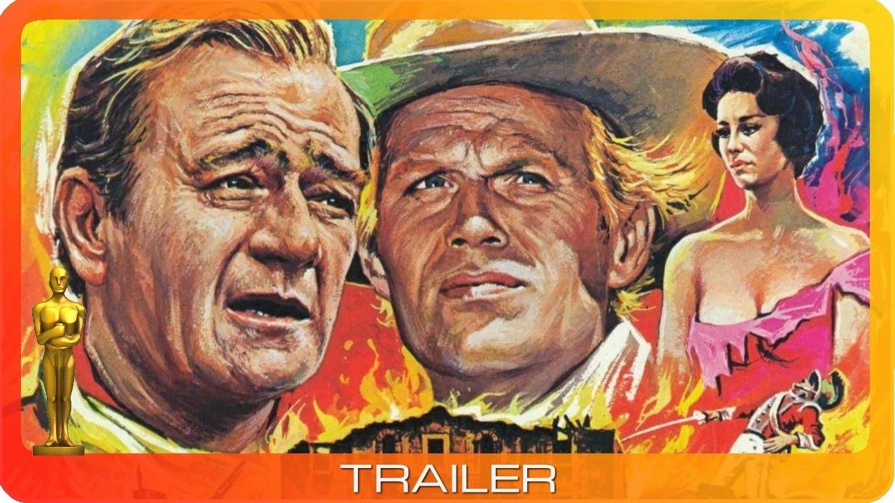 The Alamo ≣ 1960 ≣ Trailer
