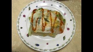 料理影片#107:軟Q好吃的蛋煎