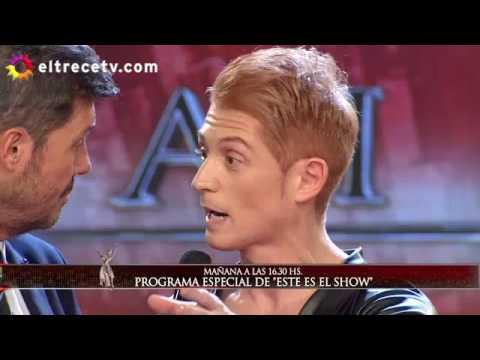 Martín Liberman y su furia contra Ángel de Brito en ShowMatch