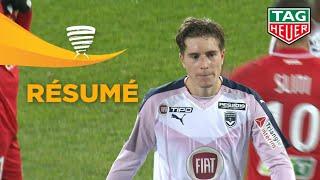 Dijon FCO - Girondins de Bordeaux ( 0-1 ) (1/8 de finale) - Résumé - (DFCO - GdB) / 2018-19
