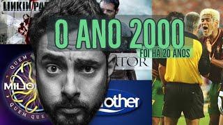 2000 FOI HÁ 20 ANOS - QUERO LÁ SABER #56