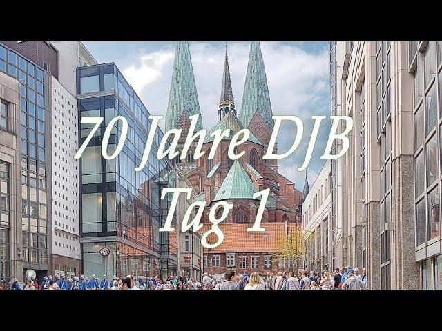 70 Jahre DJB Lübeck Hanse-Musik-Festival 18.5.2019