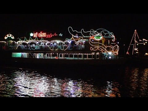 Saigon River Dinner Cruise, Ho Chi Minh City, Vietnam