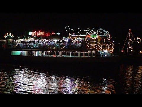 Saigon River Dinner Cruise, Ho Chi Minh City, Vietnam
