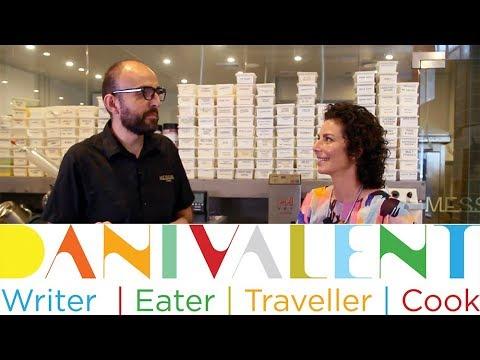 DANI VALENT: DANI VALENT X GELATO MESSINA TOUR AND COOKING CLASS