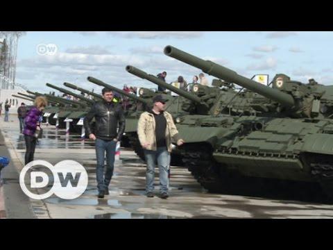 Russland: Nachhilfe in Sachen Patriotismus | DW Deutsch