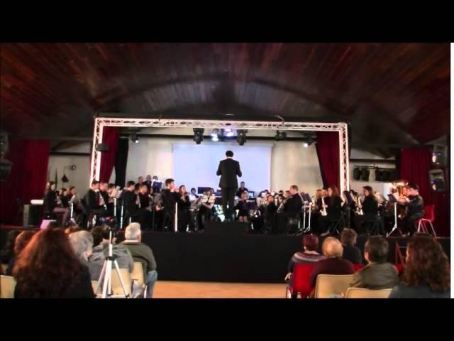 Una Noche en Granada .Banda de Música Don Luis de Zufre.