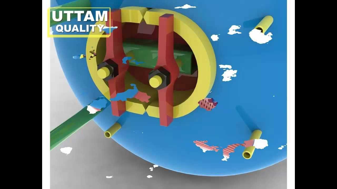3D Steam Drum & Drum Internal  YouTube