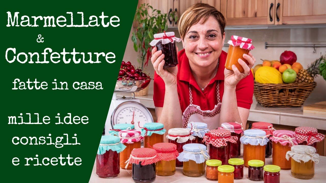 Far Bollire Vasetti Marmellata marmellate e confetture fatte in casa