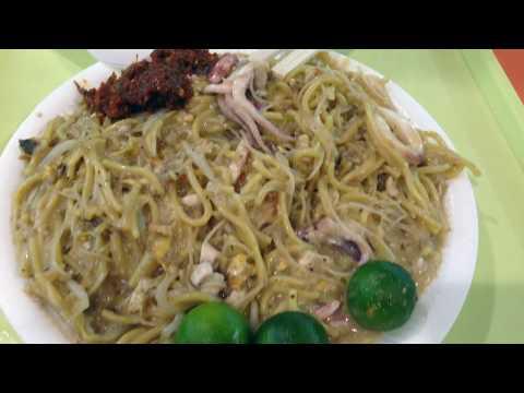 [Singapore Delicacy] Fried Hokkien Prawn Mee 炒福建蝦麵