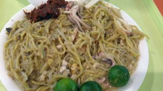 [Singapore Delicacy] Fried Hokkien Prawn Mee 炒福建蝦麵