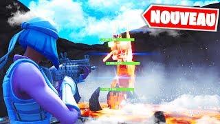 Nouveau Jeu ! On Affronte un Boss de Lave ! Fortnite Créatif Game