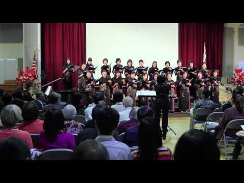 OCLC Concert  2014 - 外婆的澎湖灣
