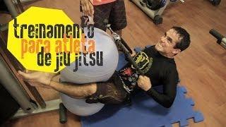 Organic TV - Treinamento para atleta de Jiu Jitsu