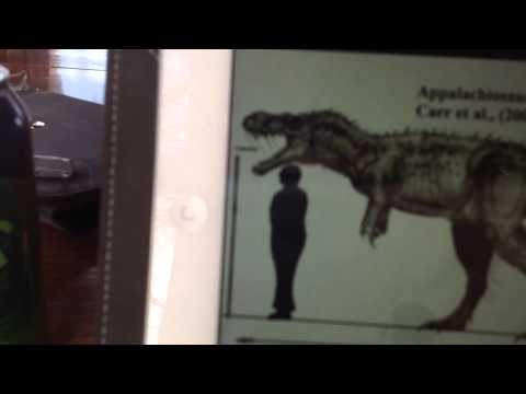 Sound effects appalachiosaurus
