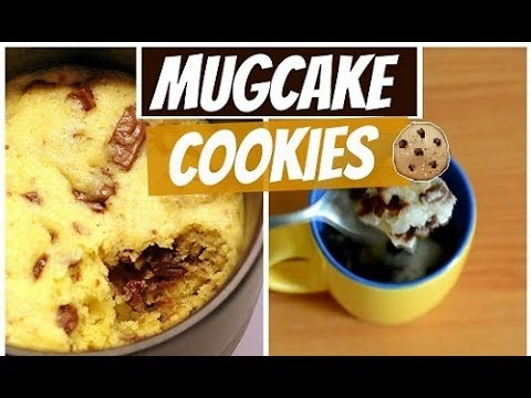 mugcake-aux-cookies-🍪-sans-Œuf-!!!