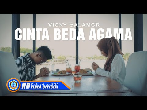 Vicky Salamor - Cinta Beda Agama (Official Music Video)